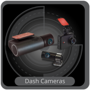 Dash Cameras available for supply and fitting nationwide direct from Parksafe Direct